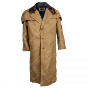 Ron Perlman Demon Hellboy Trench Coat