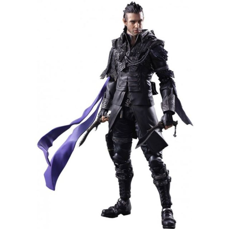 Nyx Ulric Final Fantasy XV Kingsglaive Coat