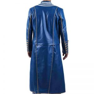 Devil May Cry 3 Vergil Leather Coat