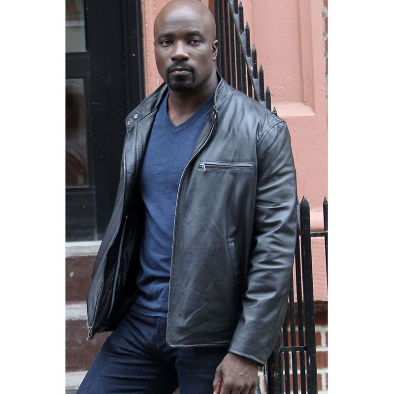Luke Cage The Defenders Mike Colter Jacket