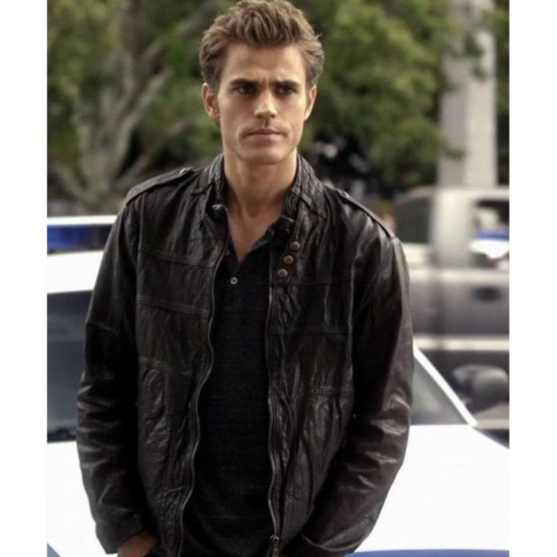 The Vampire Diaries Stefan Salvatore Jacket