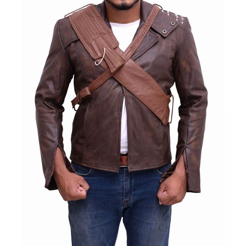 The Shannara Chronicles Austin Butler Jacket