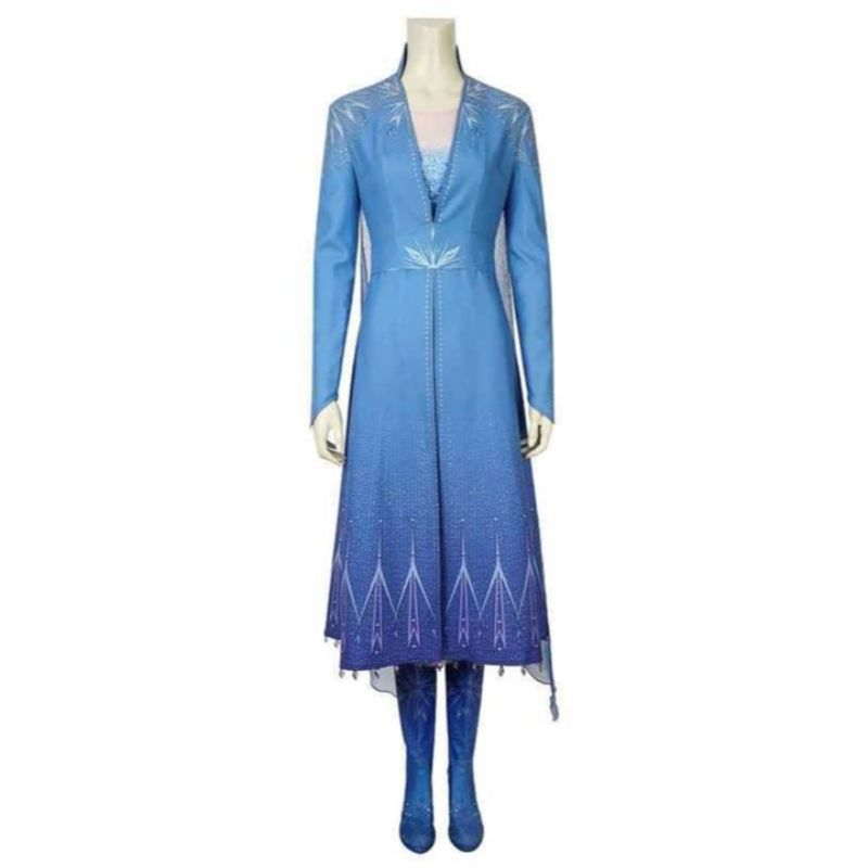 Frozen 2 Elsa Coat