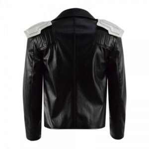 Doom Patrol Robotman Leather Jacket