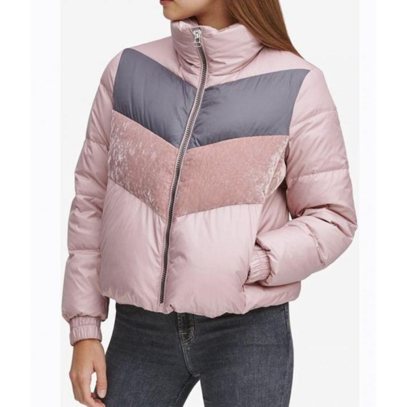 Let It Snow Addie Puffer Jacket