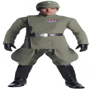 Star Wars Galactic Empire Imperial Officer Costume