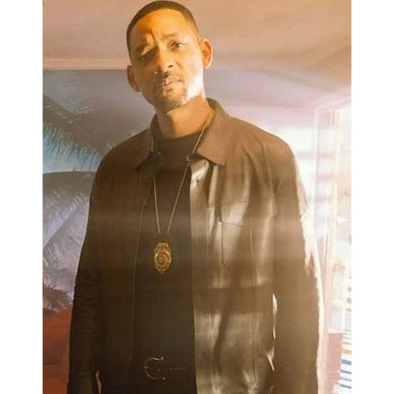 Bad Boys for Life Detective Mike Lowrey Jacket