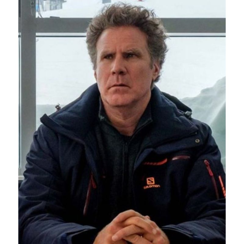 Downhill Will Ferrell Jacket