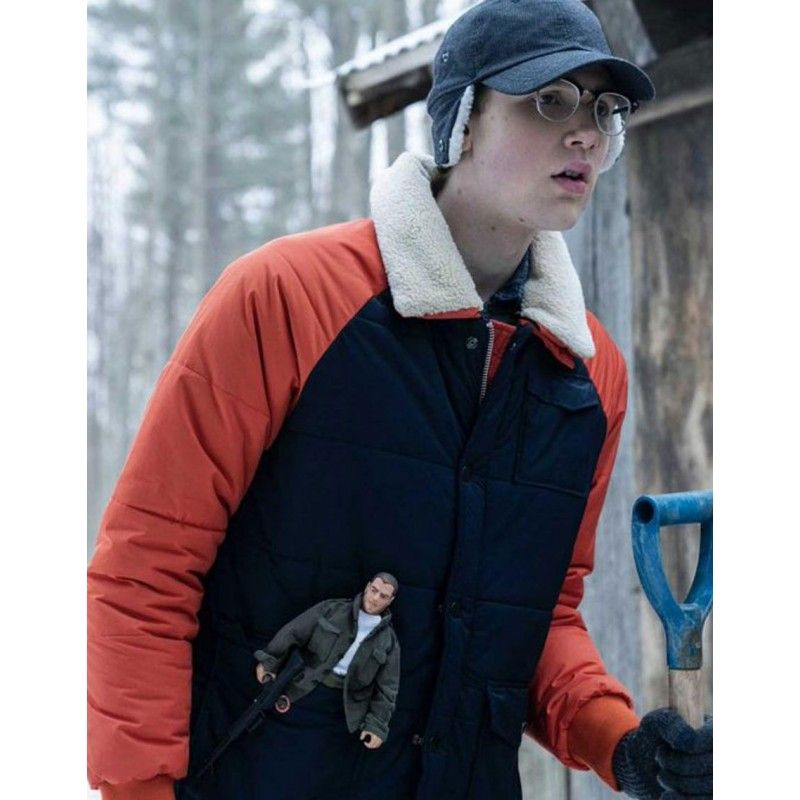 Rufus Whedon Lock & Key Puffer Jacket
