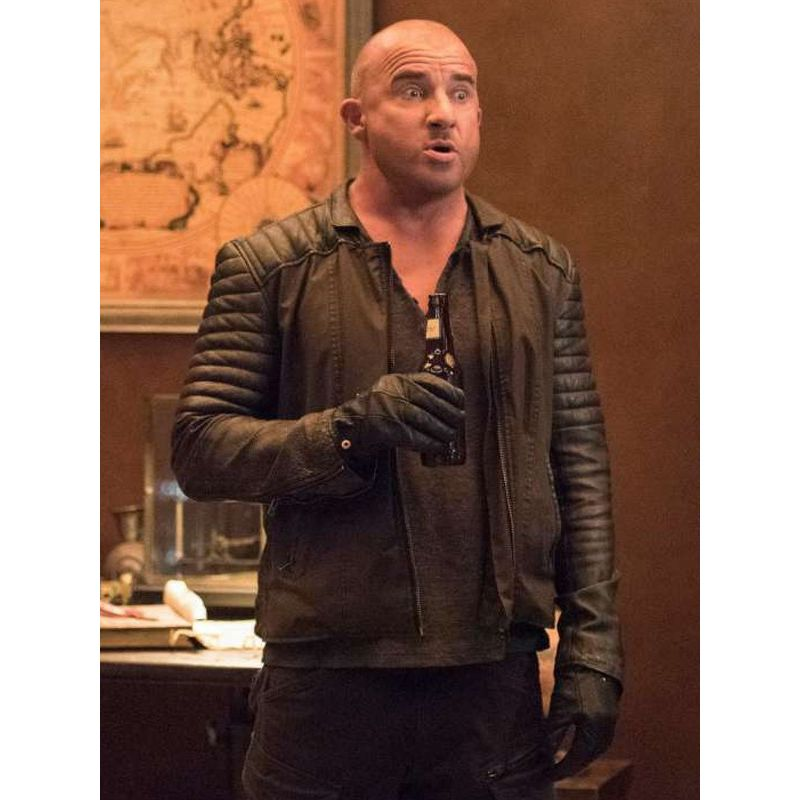 Legends Of Tomorrow Mick Rory Padded Jacket