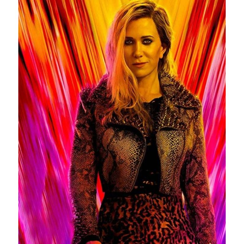 Kristen Wiig Wonder Woman 1984 (2020) Jacket
