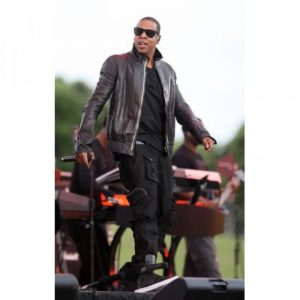 Jay Z Rick Owens Leather Jacket