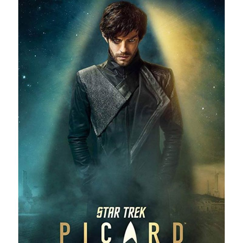 Star Trek Picard Narek Jacket