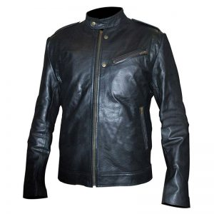 Chicago P.D. Detective Antonio Dawson Leather Jacket