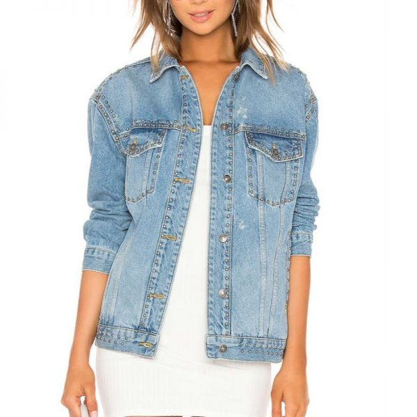 All American Olivia Baker Denim Jacket