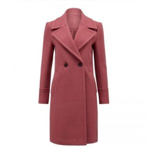 Riverdale S04 Betty Cooper Pink Coat