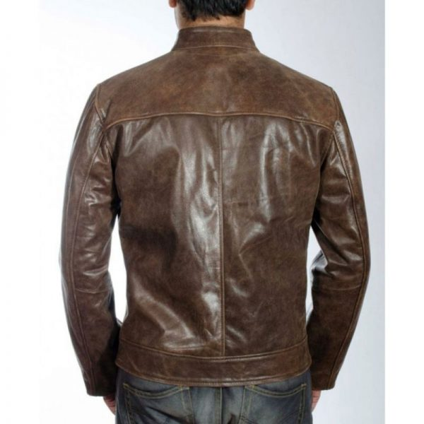 Chicago P.D. S07 Hank Voight Leather Jacket