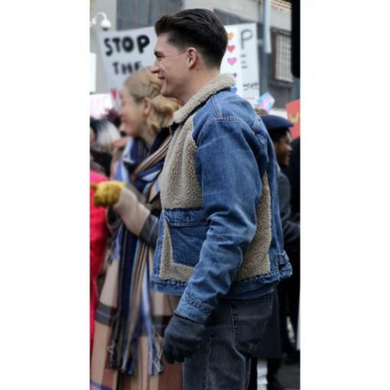 Katy Keene Kelly Denim Jacket