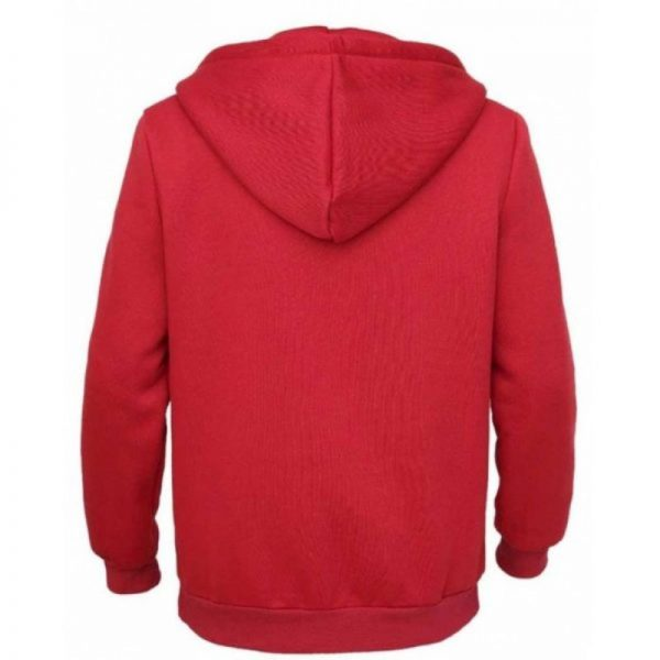 Coco Miguel Red Hoodie
