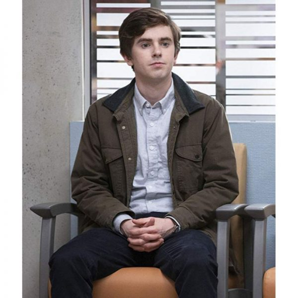 The Good Doctor Dr Shaun Murphy Brown Jacket