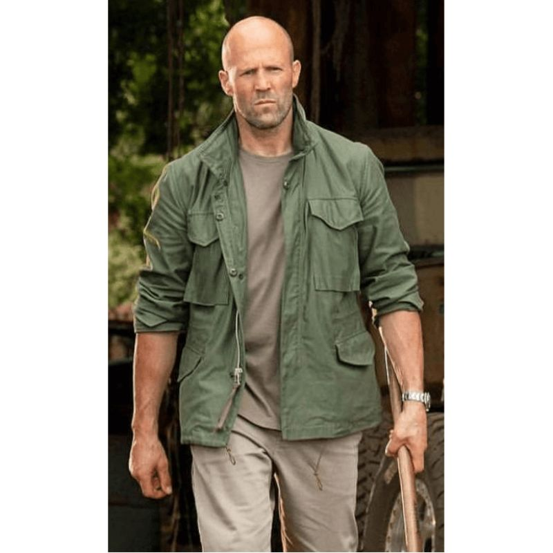 Deckard Shaw Hobbs and Shaw Cotton Jacket