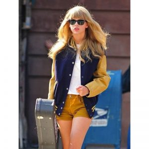 Taylor Swift Baseball Jacket