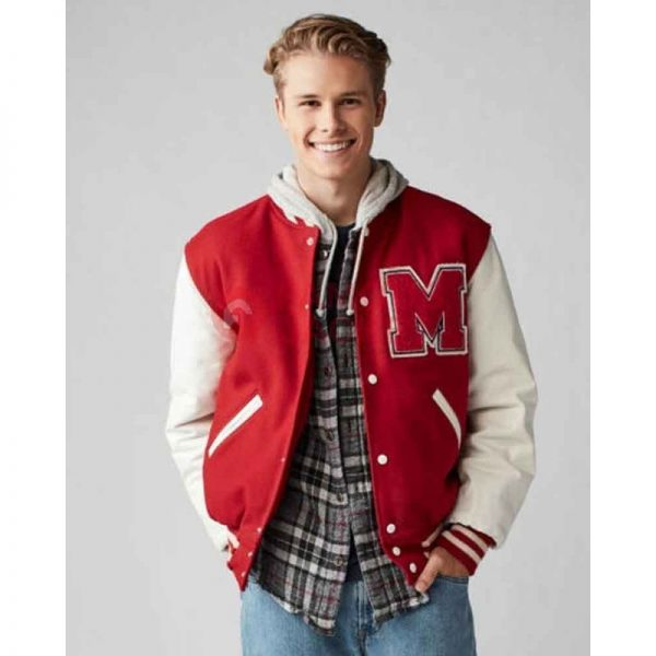 This Is Us S04 Kevin Letterman Jacket