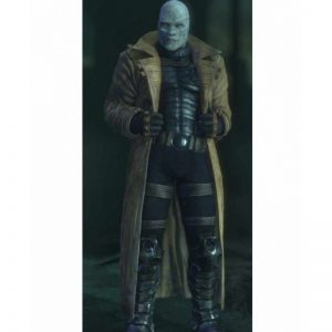 Hush Batman Arkham City Leather Coat