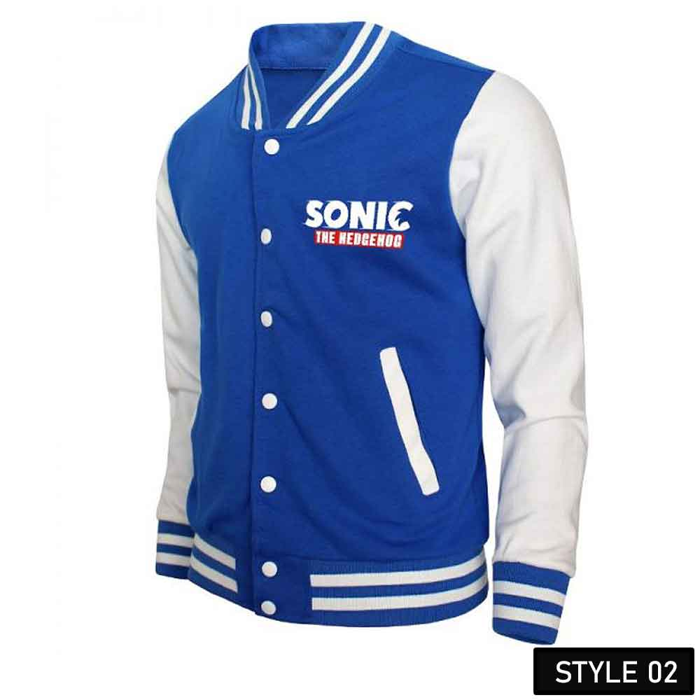 Sonic The Hedgehog Jacket Celebs Clothes