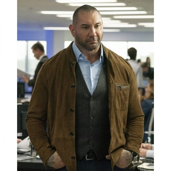 My Spy JJ Brown Jacket