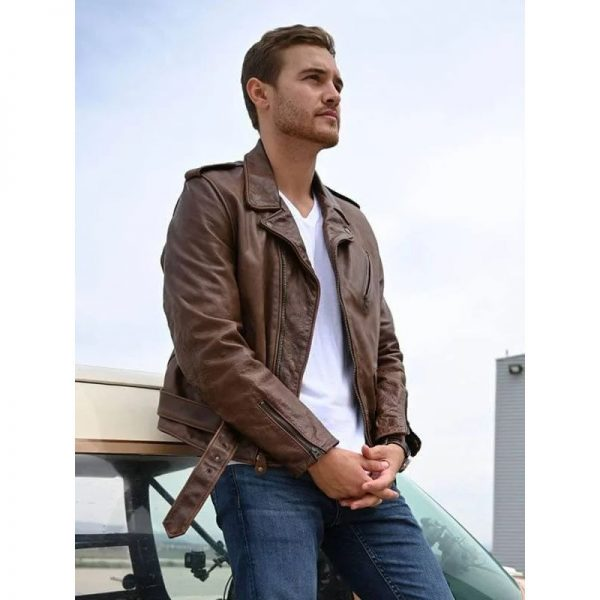 Peter Weber The Bachelor Leather Jacket