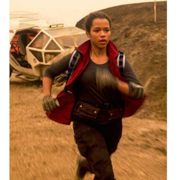 Lost In Space S02 Taylor Russell Vest