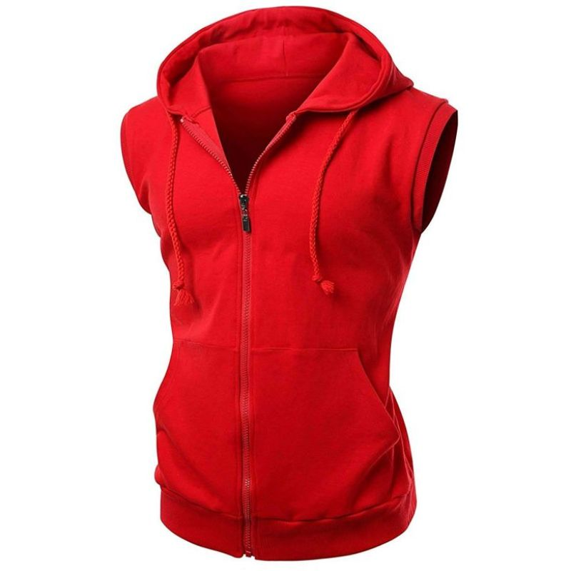Adonis Johnson Creed II Hooded Vest