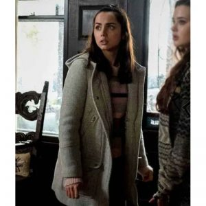Knives Out Ana De Armas Coat
