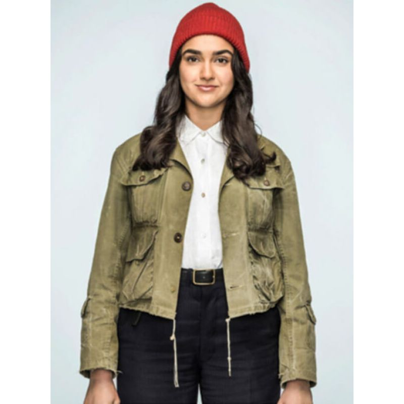 Miracle Worker Eliza Jacket